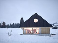 Gallery of House with Gable / mia2/Architektur - 6