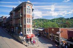 America's Best Main Streets | Fodor's - Eureka Springs, Arkansas