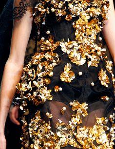 dolce and gabanna fall 2012