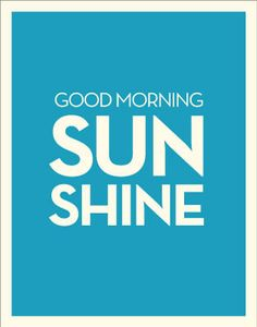 Good morning everyone.