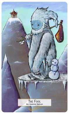 Card of the Day - The Fool - Sunday, March 18, 2018