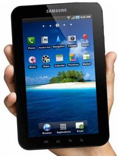 The Samsung Galaxy Tab 7.7!