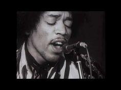 Jimi Hendrix interpretando Purple Haze. ¡Grande Jimi!