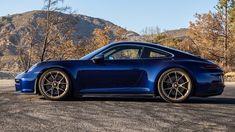 Gold Wheels, Porsche Sports Car, Dream Car Garage, Porsche 911 Gt3, First Drive, Skyline Gt, 911 Turbo, Porsche Design, Interior Trim