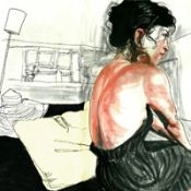 somanna: stay still Slice Of Life, Life Inspiration, Illustrators, Drawings, Artist, Painting, Fictional Characters, Brooklyn, Pencil
