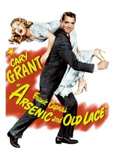 Arsenic and Old Lace, Priscilla Lane, Cary Grant, 1944 Posters at AllPosters.com