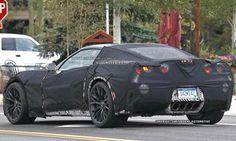 2015 Corvette Stingray will debut at Detroit auto show 2014 Corvette Stingray, Chevrolet Corvette Stingray, Detroit Auto Show, Cars, Corvettes, Wheels, Gym, Spaces, Autos