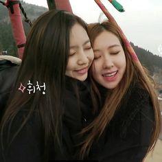 Jennie y Rose tus patronas Girl Day, My Girl, South Korean Girls, Korean Girl Groups, Aquarius, Diana, Fandom, Blackpink Photos, Park Chaeyoung