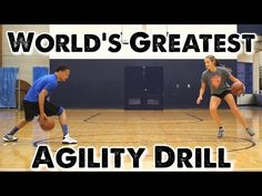 ▶ World's Greatest Agility Drill for Basketball: Split the Circle - YouTube