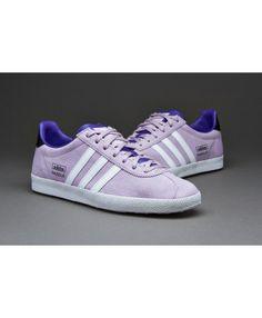 best loved 46382 8e0b2 Adidas Gazelle Bliss Purple White Semi Night Flash Sale online Adidas  Gazelle Women, Buy Cheap