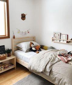 Kid room decor - Jen Home + Lifestyle ( jbird) Chambre Nolan, Rooms Decoration, Decorations, Kids Bedroom, Bedroom Decor, Bedroom Ideas, Trendy Bedroom, Bedroom Inspiration, Bedroom Furniture