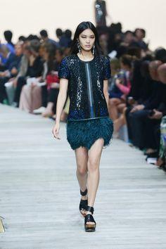 Roberto Cavalli - Runway - Milan Fashion Week Womenswear Spring/Summer 2015