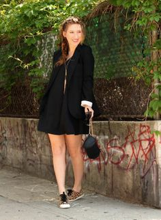 Solutions For Balancing Out Casual Footwear by @meganfrugalista on @Rebecca Leckman Alexander http://shar.es/VPR6S