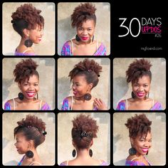 Aisha, My Fro & I - Yes to everything Short Curly Hair, Curly Hair Styles, Natural Hair Styles, Natural Beauty, Beautiful Braids, Gorgeous Hair, African Natural Hairstyles, Natural Hair Braids, Natural Haircare