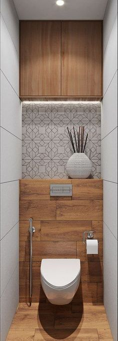 Pinterest - Andie small bathroom