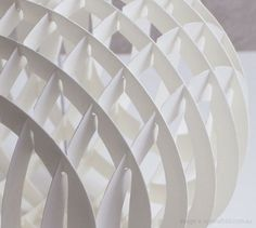 . of paper and things .: paper fix | origamic architecture