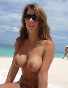 Best breasts on the beach