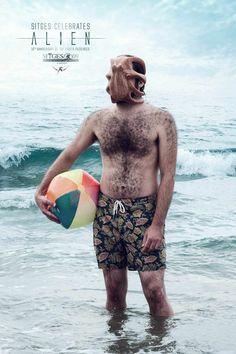 Sitges Sci-fi & fantasy festival: Octopus #joven #cinefilo #icono