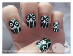 Just to be clear I loved owls before the fad came back! Nevertheless if I was a girl I would def do this!