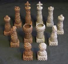 ChainMail Chess Set