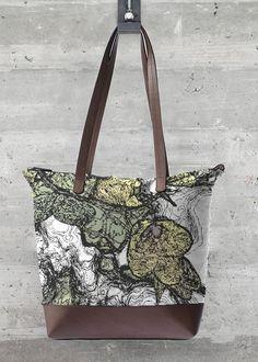 Tote Bag - Yellow Flowerling by VIDA VIDA frg9ntd