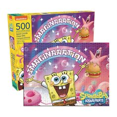 NickALive!: SpongeBob SquarePants Merchandise: January 2021 (+ Beyond)