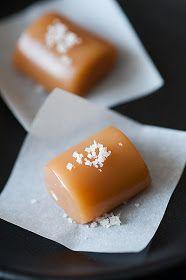 Spoonful: Sweetie sweets take 2: fleur de sel caramels