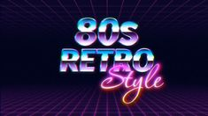 Buy Retro Wave Logo Reveal by Pressmaster on VideoHive. Retro Wave Logo Reveal is a cool themed After Effects template with an old school design. 80s Logo, Neon Logo, Logo Pink, Retro Graphic Design, Logo Design, 80s Design, Neon Design, Freestyle Rap, Logos Photography