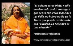 FRASES CELEBRES DE PARAMAHANSA YOGANANDA