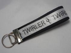 Twirler on Black www.amazon.com/handmade/Missy-Moo-Designs