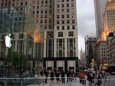 iPhone launched in Big Apple