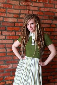 Natural and Lovely Dreadlocks