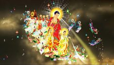 Amitabha Buddha, End Of Life, Avatar, Wallpaper, Pets, Animals, Animaux, Animal, Wallpapers