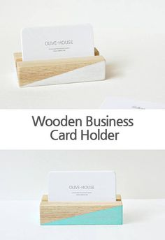 Wood Business Card Holder Wooden Business Card Holder, Wood Business Cards, Business Card Size, Business Card Design, Woodworking Tools List, Woodworking Software, Woodworking Shows, Woodworking Bed, Pop Up Market