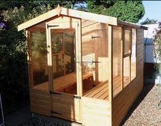 mercia 8 x 8 garden combi greenhouse pent shed unit gardens garden structures and green houses
