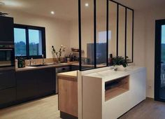 Open Concept Kitchen Room Design Ideas for Dummies - homemisuwur Kitchen Room Design, Best Kitchen Designs, Interior Design Kitchen, House Plan With Loft, Shed To Tiny House, Küchen Design, House Design, Design Ideas, Design Scandinavian