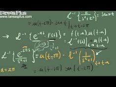 En este pin se explica La transformad inversa de Lplace y el segundo teorema de traslación