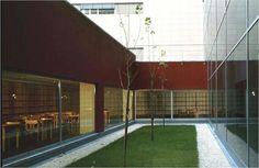 Universidad de Ciencias de Lisboa Edif. C8 | ESTUDIO MARTA BYRNE | PAISAJISMO | MADRID | LISBOA