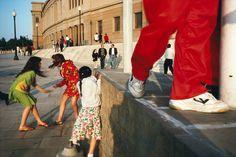 Alex Webb Barcelona, Spain 1992