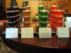 "Long Island Iced Tea and Lascivious Jello Shots  www.LiquorList.com  ""The Marketplace for Adults with Taste"" @LiquorListcom   #LiquorList"