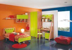 Harmonious Modern Kids Rooms - 22 Top Galleries