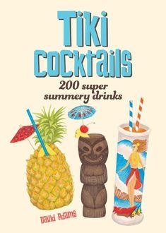 Tiki Cocktails Recipe Book