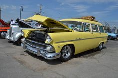 Whether you are into classic muscle, hot rods, customs, crazy rat rods, or vintage race cars, you can find them all on display at the Syracuse Nationals.