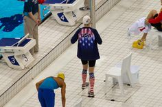 Olympic Swimming by Peter Laskowski