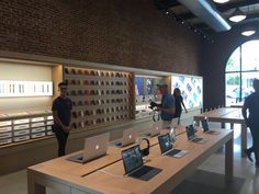 Apple is finally opening up a store in Brooklyn — and it looks just like you…