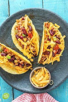 Good Food, Yummy Food, Mexican Food Recipes, Ethnic Recipes, Cooking Recipes, Healthy Recipes, 30 Minute Meals, Foodies, Tacos