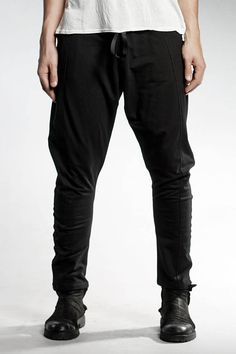 BLACK JOGGING PANTS relaxed jogger pants comfort fit Loose