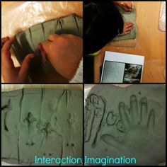 taking prjects slow and meaningful with clay Interaction Imagination