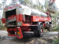 Empresa local pode ceder novo autotanque aos bombeiros