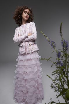 Vogue Fashion, Paris Fashion, Runway Fashion, Fashion Show, Fashion 2020, Dress Fashion, Spring Fashion, Fashion Trends, Vogue Paris